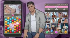 Nude LGBTQ gay games simulation