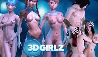 3D Girlz elf porn game