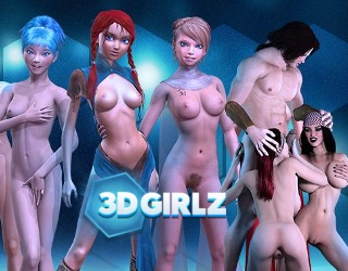 3d girlz forever fantasy elf porn game