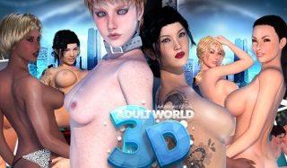 Adult World 3D download