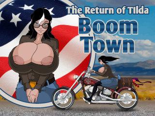 Boom Town The Return of TIlda