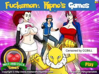 Fuckemon Hipnos Games