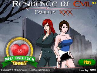 Residence of Evil Facility XXX