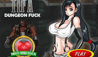 Tifa Dungeon Fuck