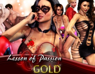 Lesson of Passion GOLD mobile animation games download