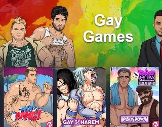 LGBT Yaoi gay Nutaku cartoon gay games