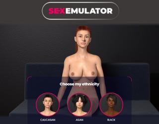 3D sex emulator online simulation free game